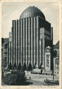 Anzeiger Hochhaus Hannover