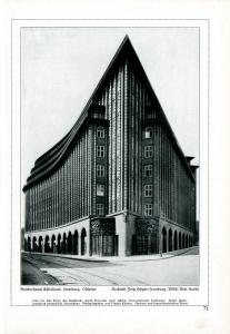 Kontorhaus Chilehaus