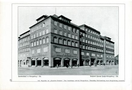Handelshof Königsberg