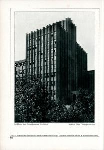 Hochhaus des Stummkonzerns