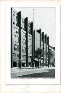Allgemeine Ortskrankenkasse Magdeburg