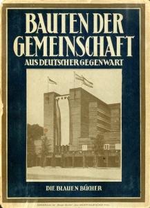 Bauten der Gemeinschaft aus deutscher Gegenwart
