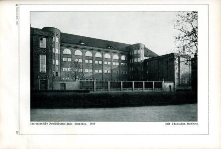 Kaufmännische Fortbildungsschule