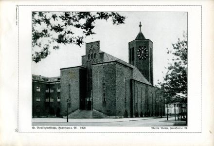 St. Bonifatius Frankfurt