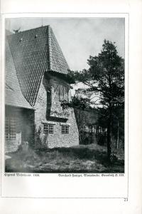 Wohnhaus von Bernhard Hoetger